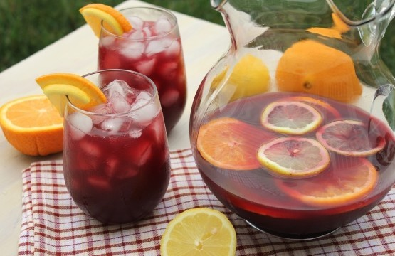 This Is The Best Sangria Recipe Ever!