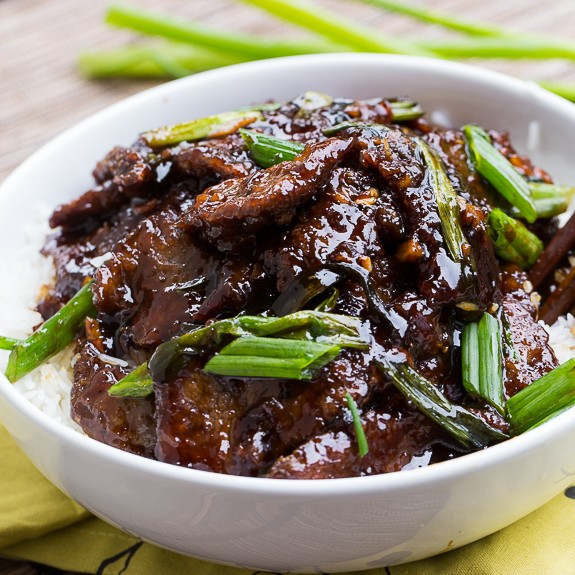 Fabulously Delicious Mongolian Beef…Tastes Just Like PF Chang's Recipe!