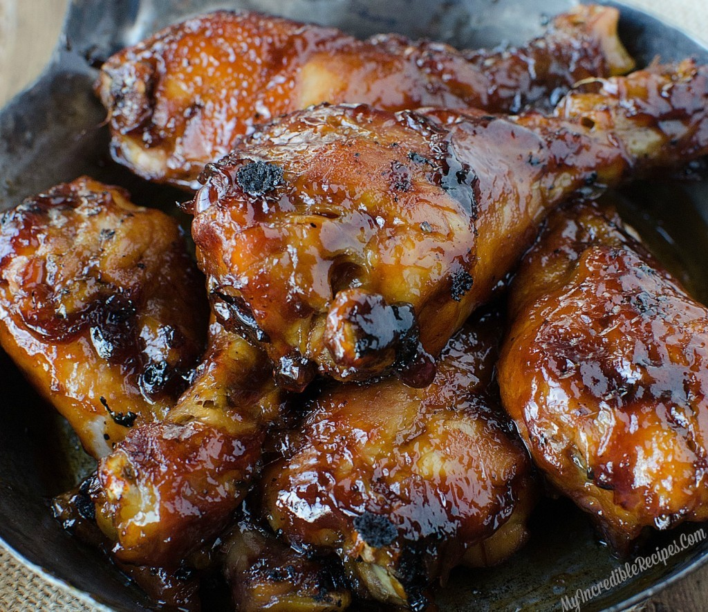 Scrumptious Slow Cooker Recipe: Sticky Sweet Bacon Glazed Chicken