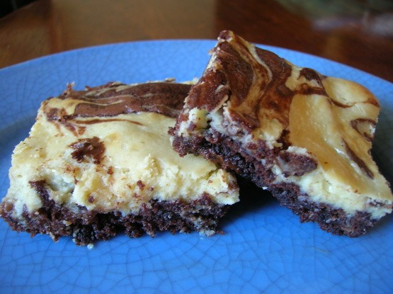 Incredible And Moist Cream Cheese Brownies