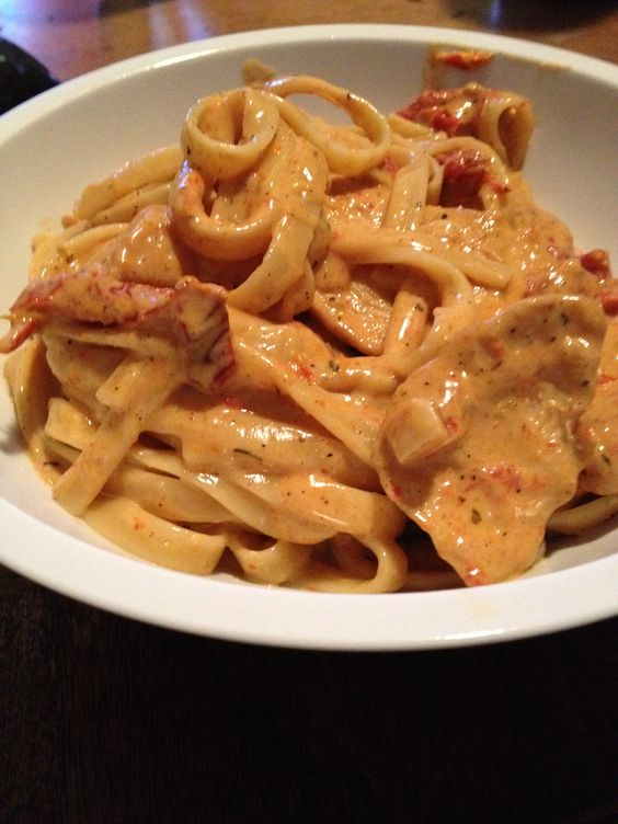 Absolutely Wonderful Cajun Chicken Alfredo -So Easy And