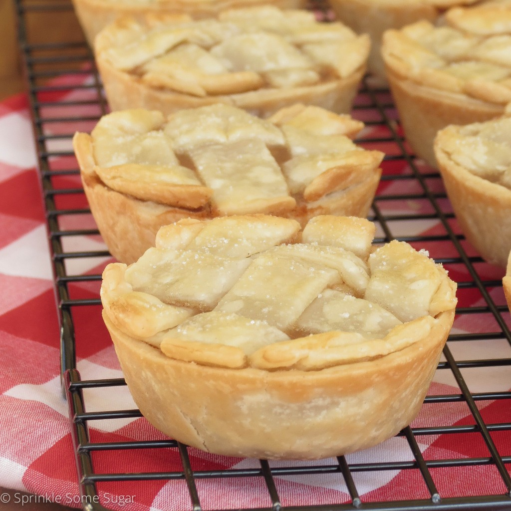 These Little Apple Pies Look Fantastic!