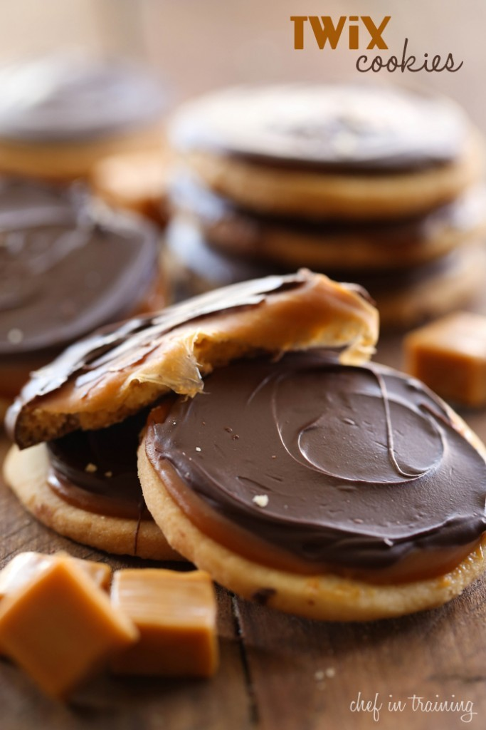 How To Make Your Own Delicious Twix Cookies