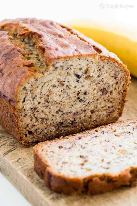 Moist And Delicious Banana Bread Recipe -Simply The Best!
