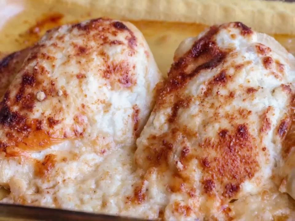 This Creamy Swiss Chicken Bake Recipe Is Beyond Delicious