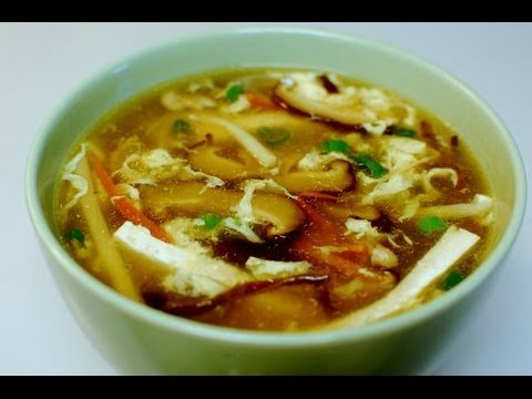 This Spicy Hot and Sour Soup Is Incredible
