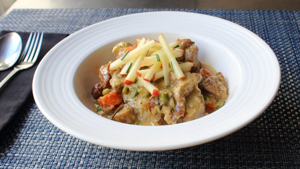 Mind-Blowing Recipe To Get Flavourful And Tender Creamy Pork Stew