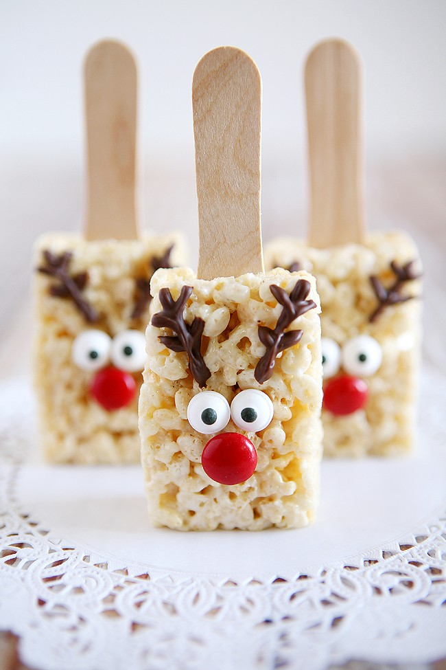 Celebrate The Season With These Adorable Reindeer Treats