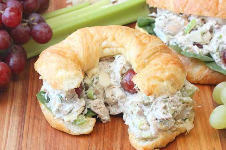 By Far The Best Chicken Salad Recipe Ever!