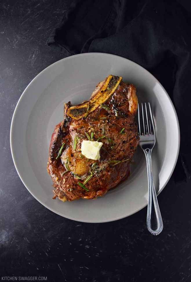 We Are and Will Forever Be Obsessed with a Good Steak Dinner…