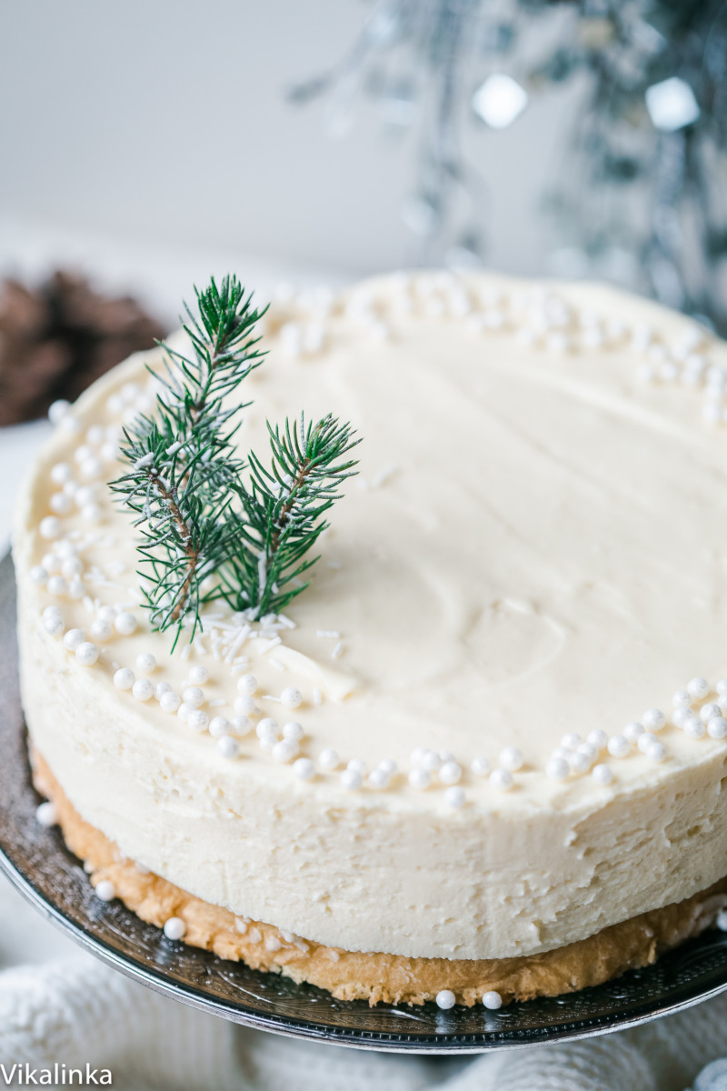 Need A Quick Cake Recipe? This White Chocolate Truffle Cake Is What You Should Bake