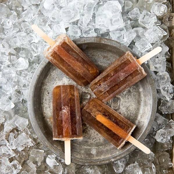 How To Make Jack And Coke Popsicles