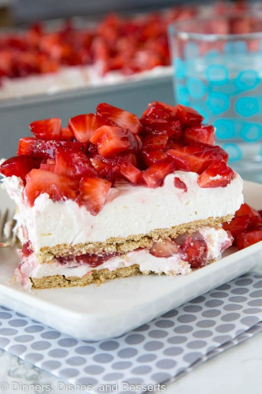 6 Delicious And Easy Strawberry Cheesecake Desserts