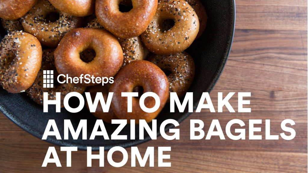 Homemade Bagels Are Easier To Make Than You Might Think