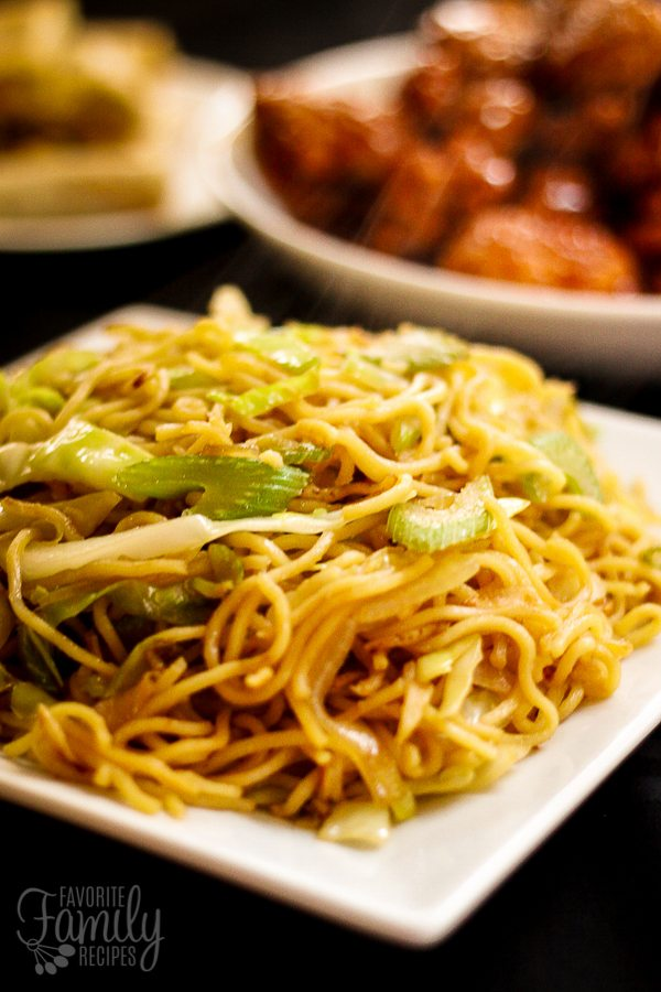 Copycat Chinese Restaurant Recipes To Make At Home-Panda Express Chow Mein Copycat