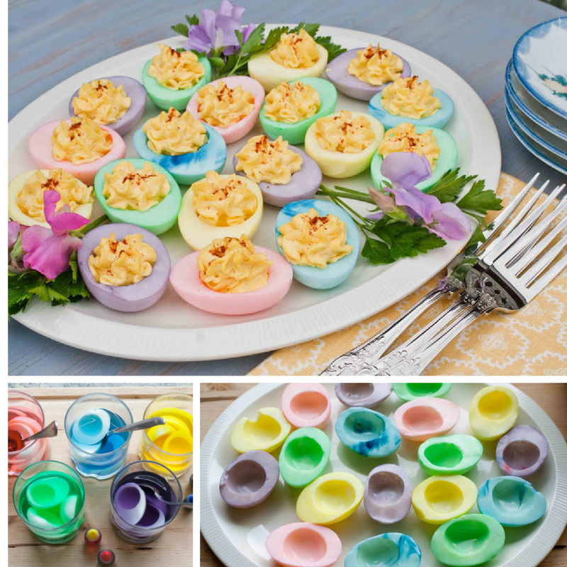 DIY Easter Deviled Eggs Recipes