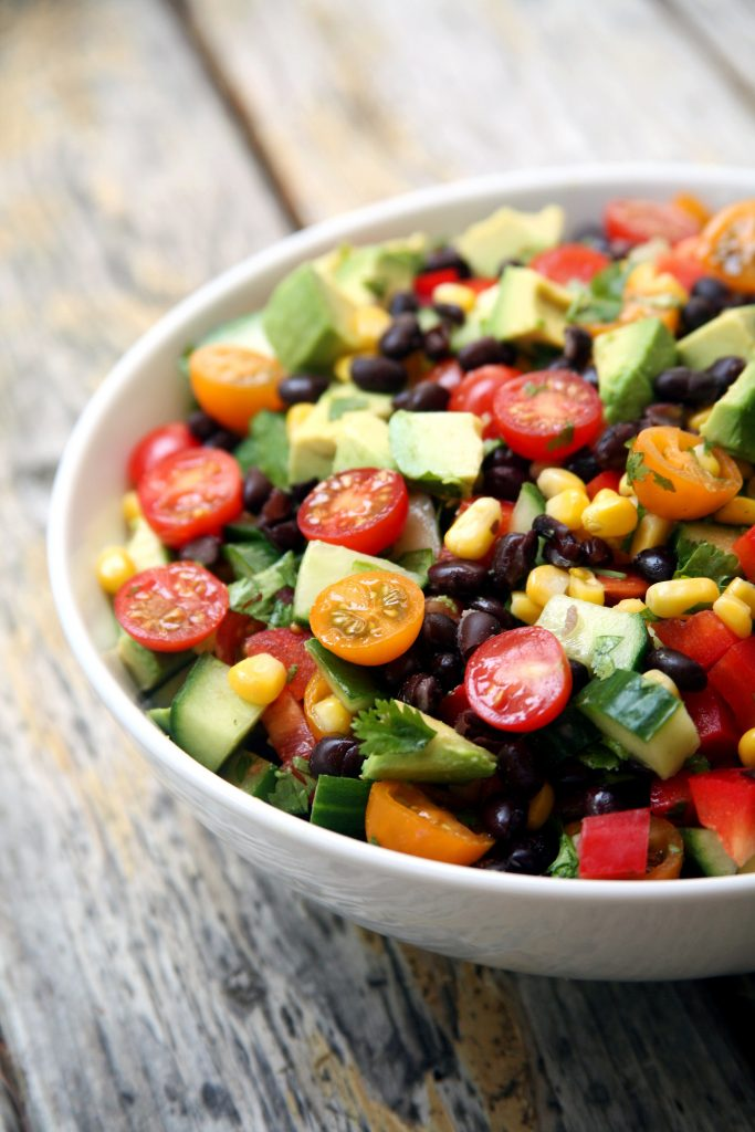14 Summer Salad Recipe Ideas That Will Fill You Up-Hydrating Salad