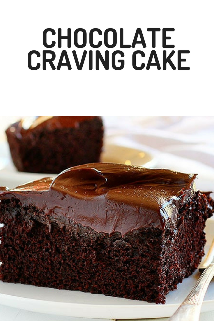 Chocolate Craving Cake Recipe