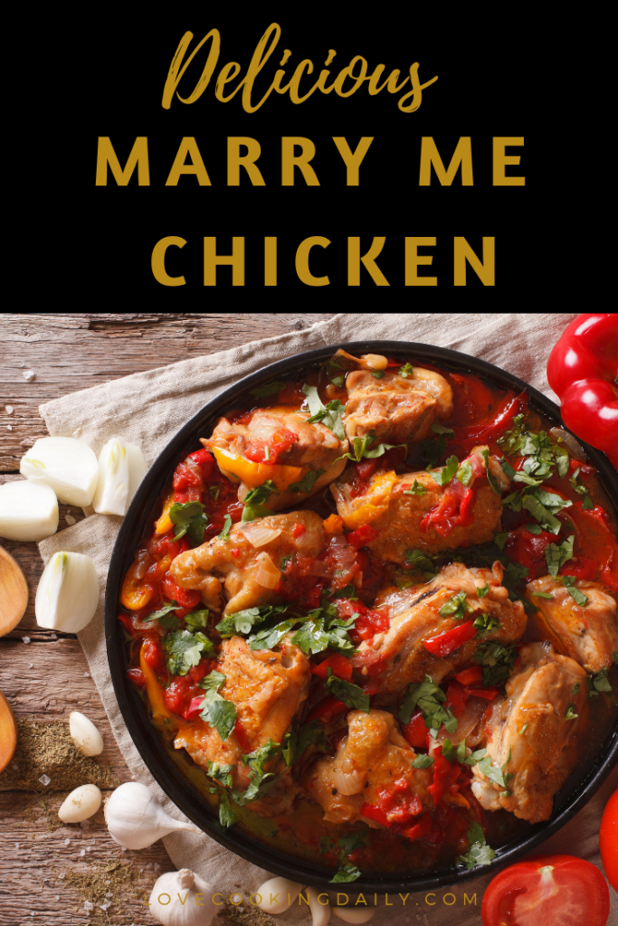 Delicious Marry Me Chicken Recipe