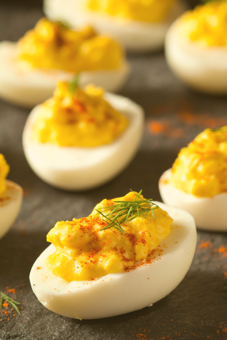 Original Deviled Egg Recipe Can T Beat A Classic Daily Cooking Recipes